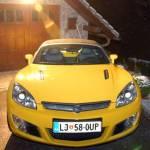 Opel GT test - prvi dan vožnje z raketo 1
