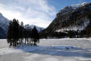 Nad meglo - Rabeljsko jezero in Predel 4