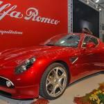 Alfa Romeo 8C Competizione 1