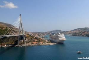 Most dr. Franje Tuđmana - Most Dubrovnik 2