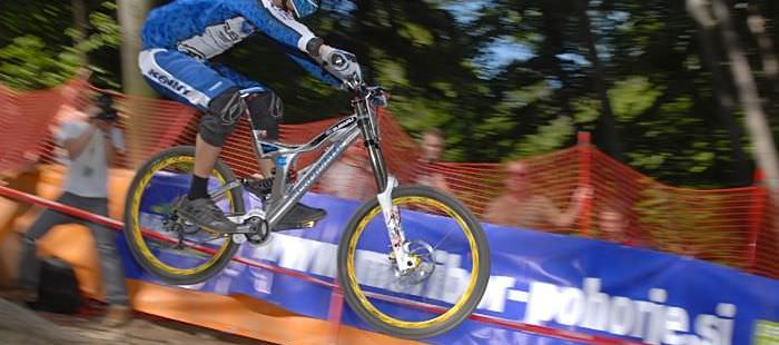 Mountain Bike Downhill World Championship Pohorje 2008 5