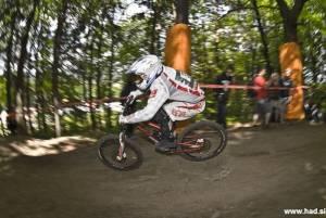 Mountain Bike Downhill World Championship Pohorje 2008  23
