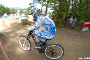 Mountain Bike Downhill World Championship Pohorje 2008  24