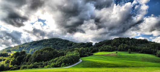 hdr zagorje ob savi fotografije 02 Novigrad pred dežjem   fotografije