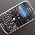 Unboxing – razškatljevanje BlackBerry Bold