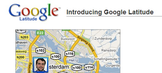 Google Latitude – Big Brother ali pomoč?!