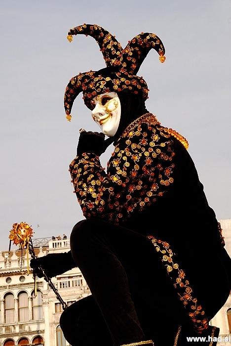 Beneški karneval – Carnevale di Venezia – fotografije fotografije