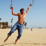 Santa Monica Muscle Beach photos  02