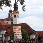 studentske demonstracije v ljubljani 03 150x150 Študentske demonstracije v Ljubljani so se kot bumerang vrnile organizatorjem