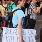 studentske demonstracije v ljubljani 11 150x150 Študentske demonstracije v Ljubljani so se kot bumerang vrnile organizatorjem