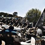 Fotografije letalske nesreče – Universal Studios Hollywood