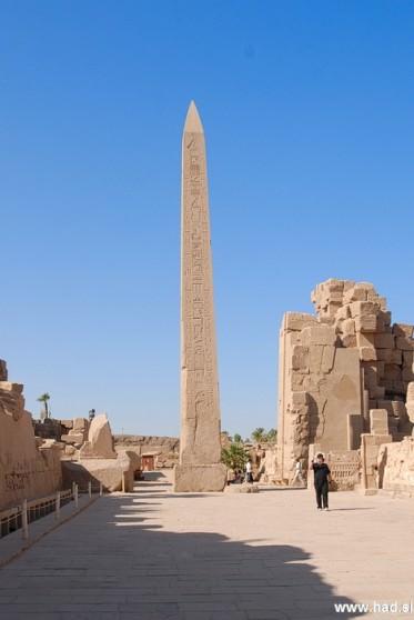 Tempelj Karnak   Ipet isut   fotografije fotografije
