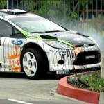 DC Shoes – Ken Block – Gymkhana 4 – Universal Studios Hollywood