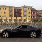 Ferrari California – video posnet z iPhone 4S