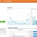Google Analytics Real Time – beta
