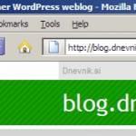 blog.dnevnik.si   Just another WordPress weblog 3