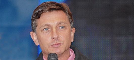 Borut Pahor - nov mandatar vlade