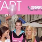 Cosmopolitanov tek v petkah - fotografije