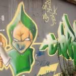 Je grafitiranje kriminal, ali umetnost? 1