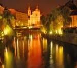 Nocna Ljubljana