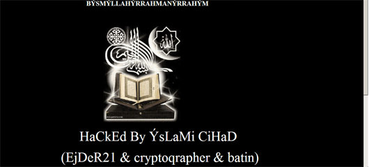 HaCkEd By ÝsLaMi CiHaD 2