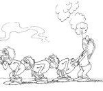Kako Gorenjci kadijo travo
