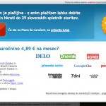 Piano številke – Slovenia paywall sees 26.000€ revenue in first month