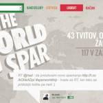 Potuj po svetu s Sparom – nagradna igra