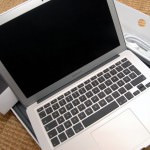 MacBook Air 13″ i5 Dual-core 1.7GHz/4GB/256GB unboxing