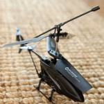 ucontroller elf2 150x150 uController Elf   Smart IR R/C iPhone Helicopter