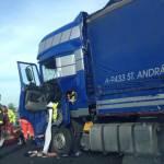 Vožnja do Firenc in prometne nesreče na avtocesti
