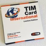 Najcenejši mobilni internet v Italiji – sim kartica TIM Mobile