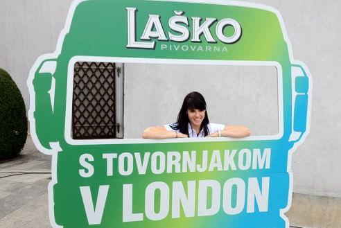 Olimpijske igre London 2012   spisek slovenskih športnikov in tvitajte za naše fotografije