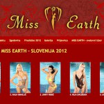 Facebook glasovanje za Miss Earth Slovenije 2012 – lajkfehtanje