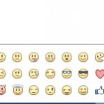 Facebook Emoticons – ali Facebook postaja ex-MySpace