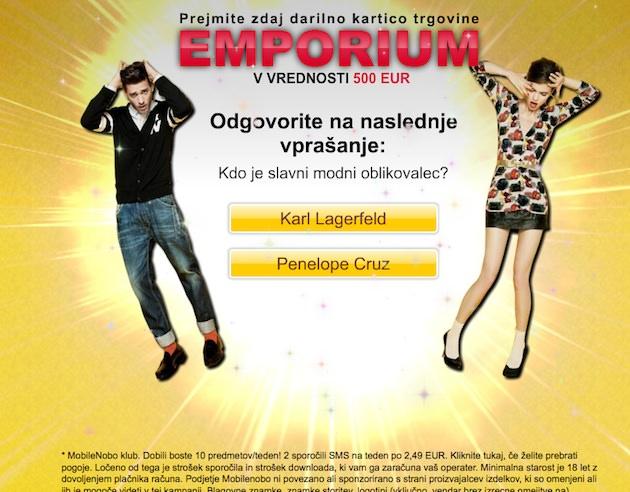 mobilenobo MobileNobo klub   scam in hudičevo dragi SMS i
