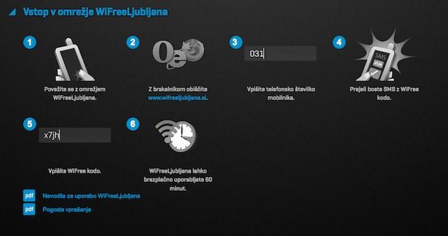 wifreeljubljana3 WiFreeLjubljana   brezplačno WiFi omrežje v Ljubljani