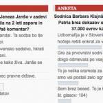 """Kako se naredi """"nepristranska"""" anketa – primer Politikis"""