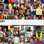 The Faces of Facebook – kul Facebook app