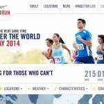 Wings for Life World Run – 4. maja tudi v Ljubljani