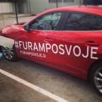 Mazda3 #furamposvoje