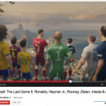 Nike Football: The Last Game ft. Ronaldo, Neymar Jr., Rooney, Zlatan, Iniesta