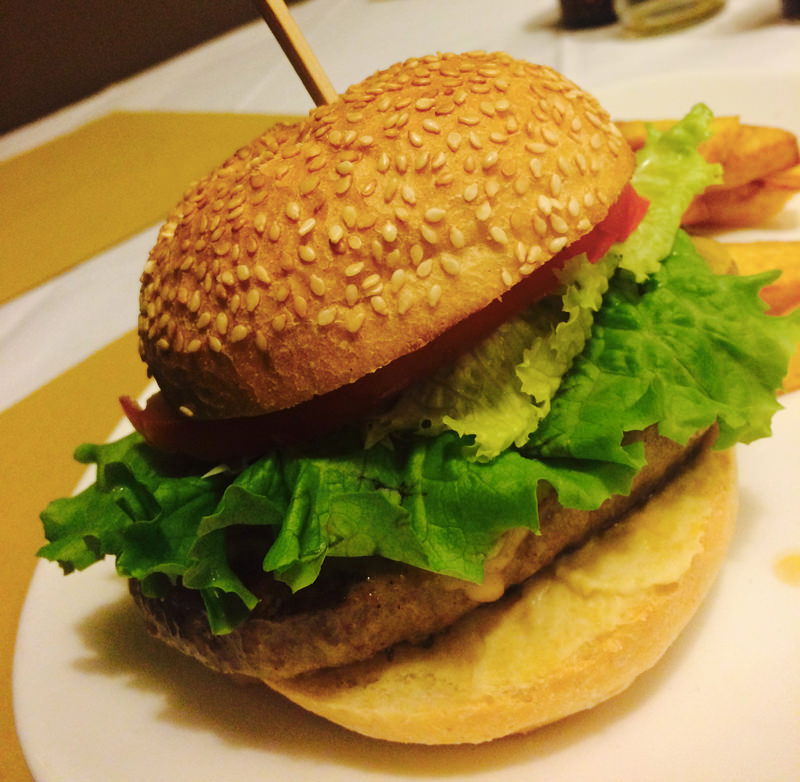 Dishi Burger