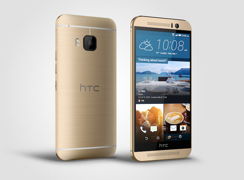 HTC-One-M9_Gold