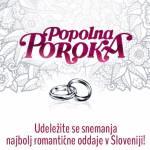 Popolna poroka - najbolj romantična oddaja POP Tv