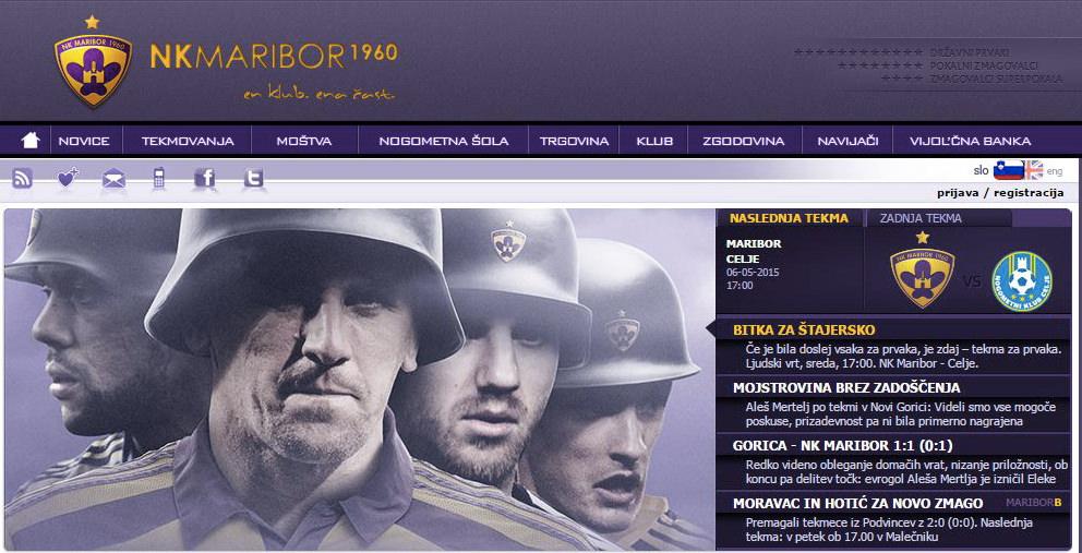 NK Maribor - Bitka za Štajersko