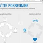 bHIP mrežni/odnosni marketing, rekrutacija in zagrabipriloznost.si