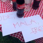 Coca Cola slogan, majkemi