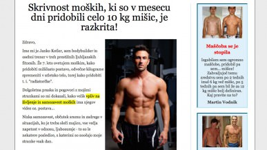 L-arginin / Men Solution Plus in Janko Kotler #fake