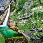 Slap Savica - Savica Waterfall